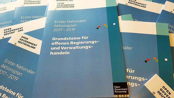 Neues Cover Nationaler Aktionsplan