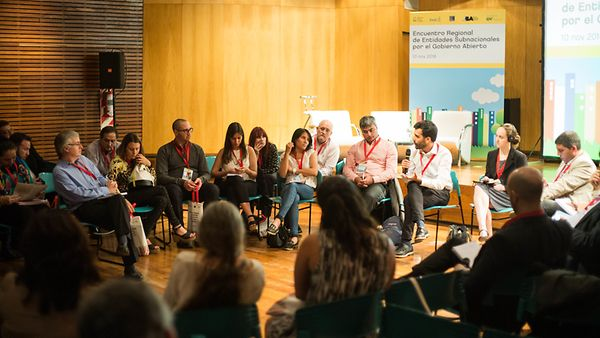 Bild von regionalem OGP-Treffen der Subnationalen Regierungen in Buenos Aires, Argentinien